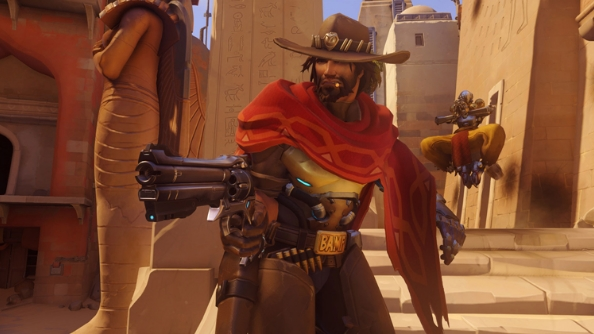 Nvidia Overwatch McCree