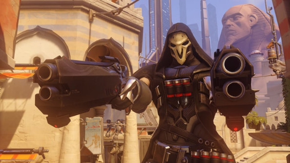 Nvidia Overwatch Reaper