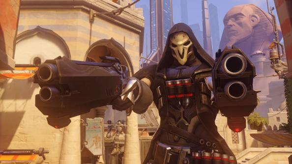 Nvidia Overwatch Reaper