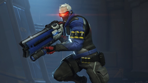Nvidia Overwatch Soldier 76