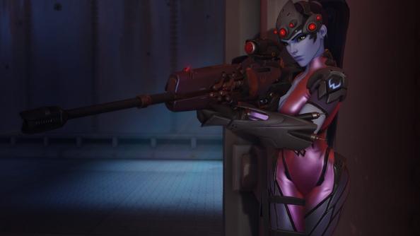 Nvidia Overwatch Widowmaker