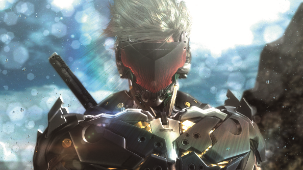 Nvidia Metal Gear Rising