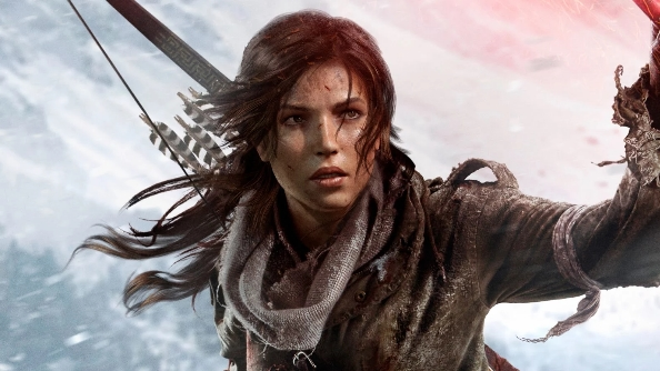 Nvidia Rise of the Tomb Raider