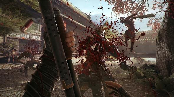 Nvidia Shadow Warrior 2