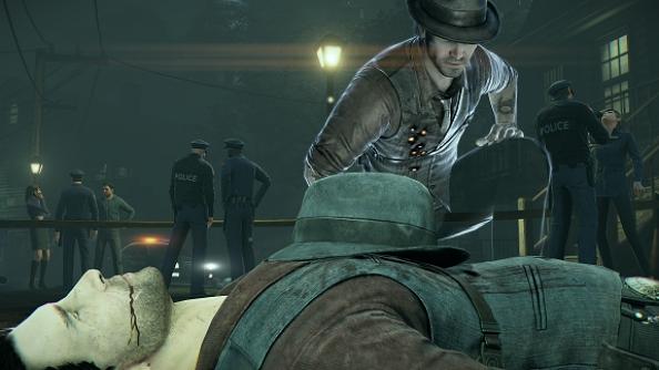 Nvidia Murdered Soul Suspect