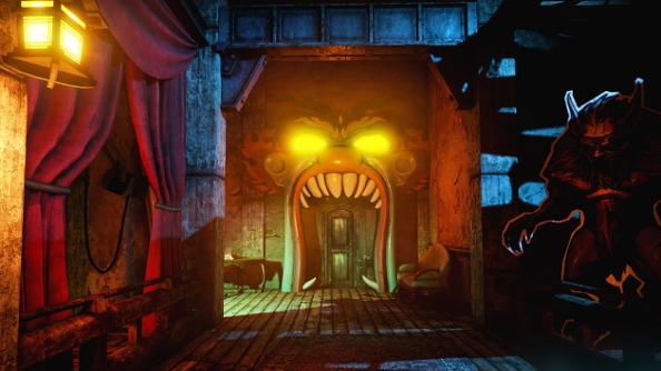 Nvidia Showcase: The Park
