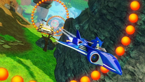 Nvidia Sonic Transformed