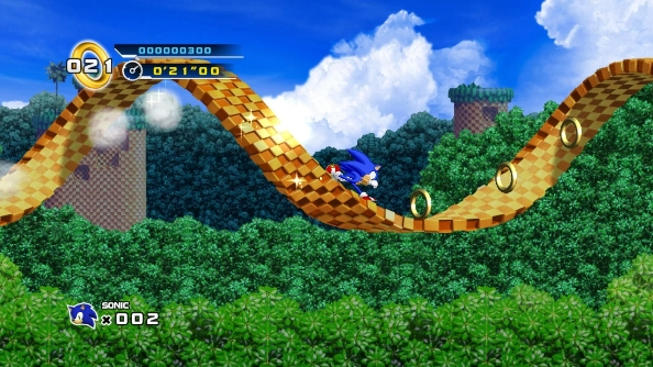 Nvidia Sonic 4