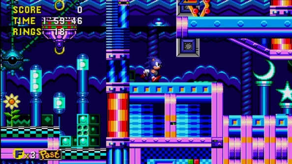 Nvidia Sonic CD