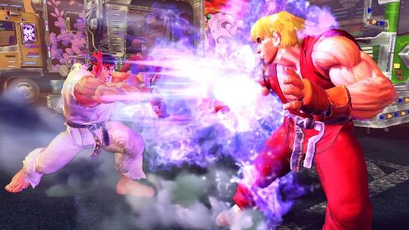 Nvidia Street Fighter 4