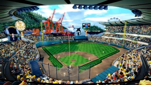 Nvidia Super Mega Baseball