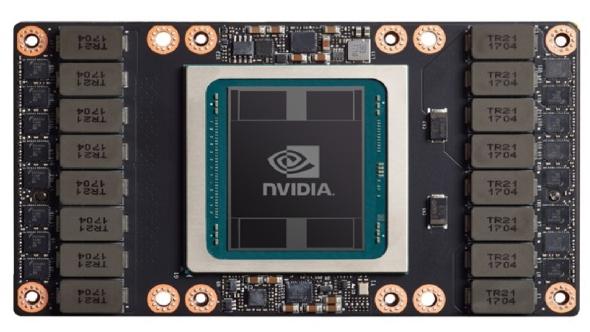 Nvidia Tesla Volta V100 GPU