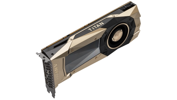 Nvidia Titan V technical