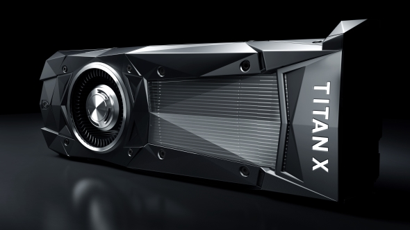 Nvidia Titan Xp launch