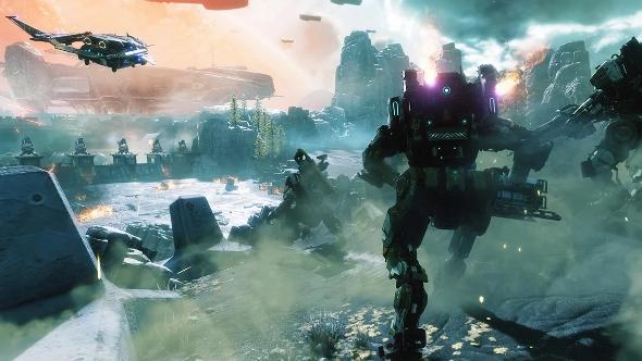 Nvidia Titanfall 2