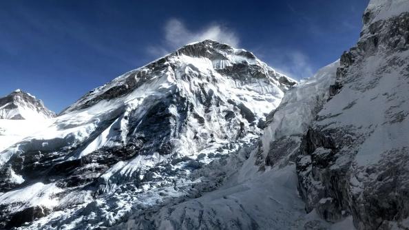 Nvidia VR Everest