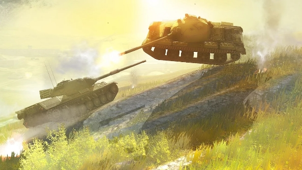 Nvidia World of Tanks Blitz