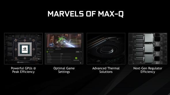 Nvidia Marvels Of Max-Q