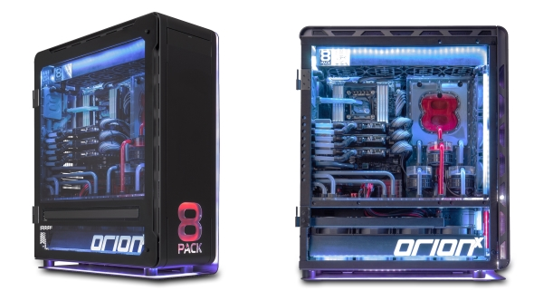 Overclockers 8Pack OrionX