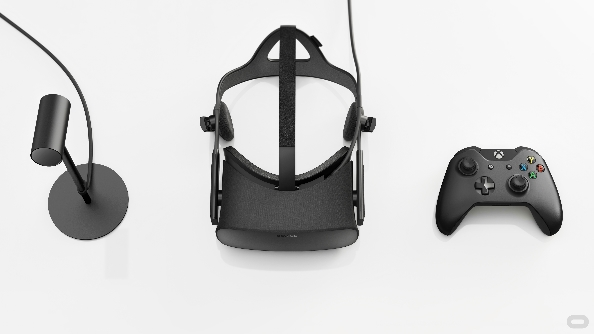 Oculus Rift launch