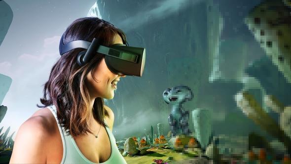 Oculus on wireless VR