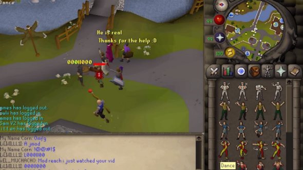 What Its Like To Return To Runescape After A Decade Apart Pcgamesn