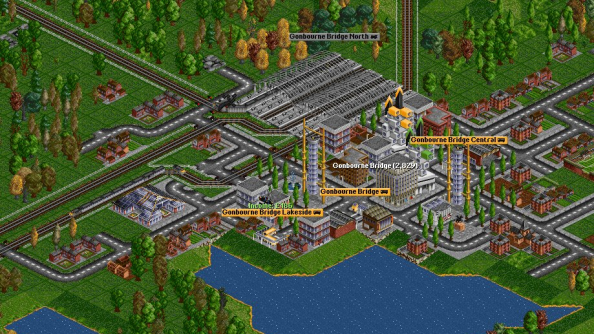 free PC games open transport tycoon