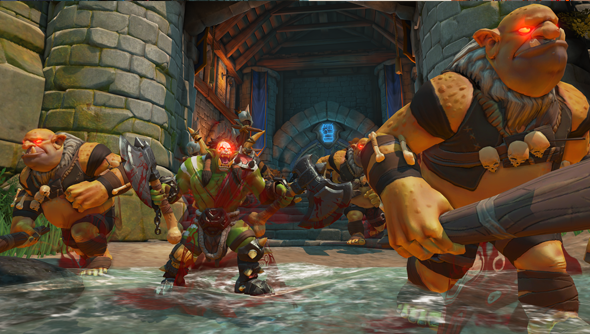 Orcs Must Die Unchained Robot Entertainment Gameforge
