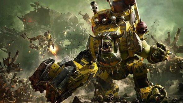 Orkz Dawn of War 3