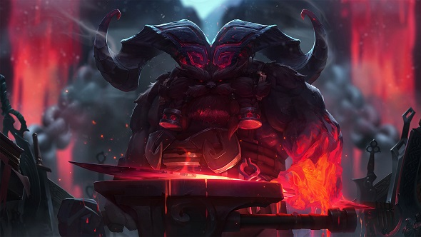 League of Legends Ornn The Fire Below The Mountain New Champion