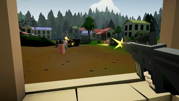 Out of Ammo VR