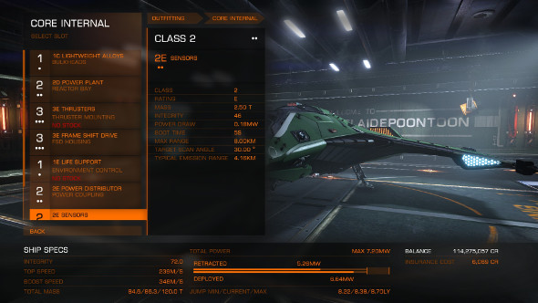 Elite Dangerous guide beginners new players outfit