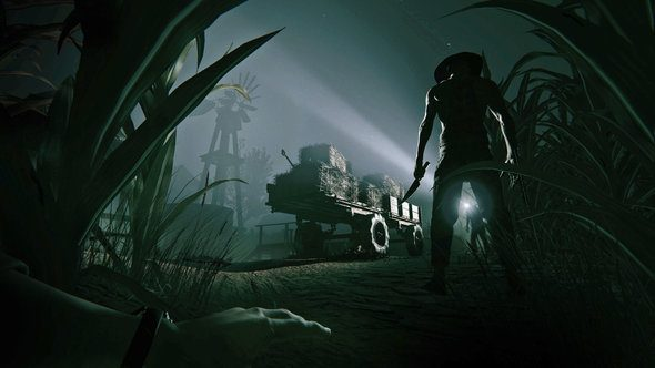 Outlast 2 Difficulty Reduced in Patch