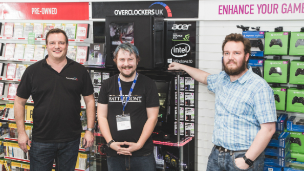 Overclockers Game deal