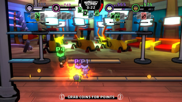 Team 17 and Dlala Studios release 2D arena brawler Overruled!