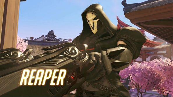 Blizzard BlizzCon 2014 Overwatch Reaper
