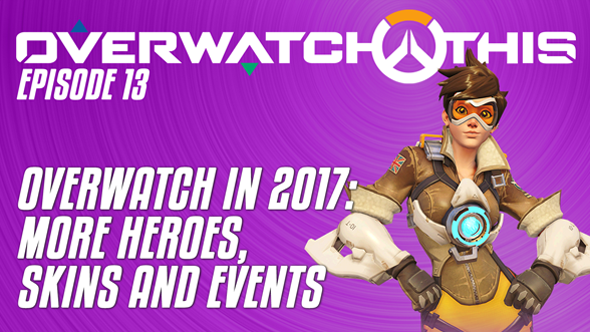 Overwatch This episode 13: Overwatch in 2017 - heroes, modes, skins and events