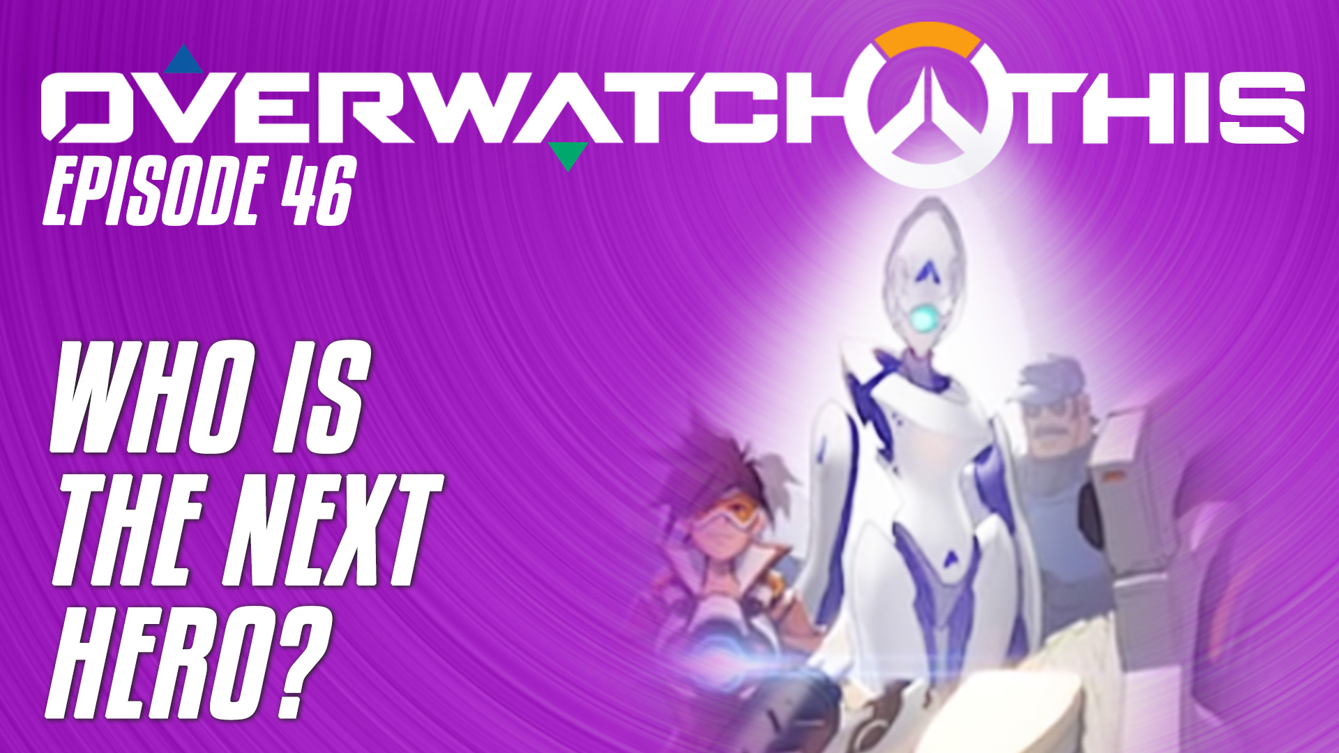 Overwatch This episode 46: who is the next hero?