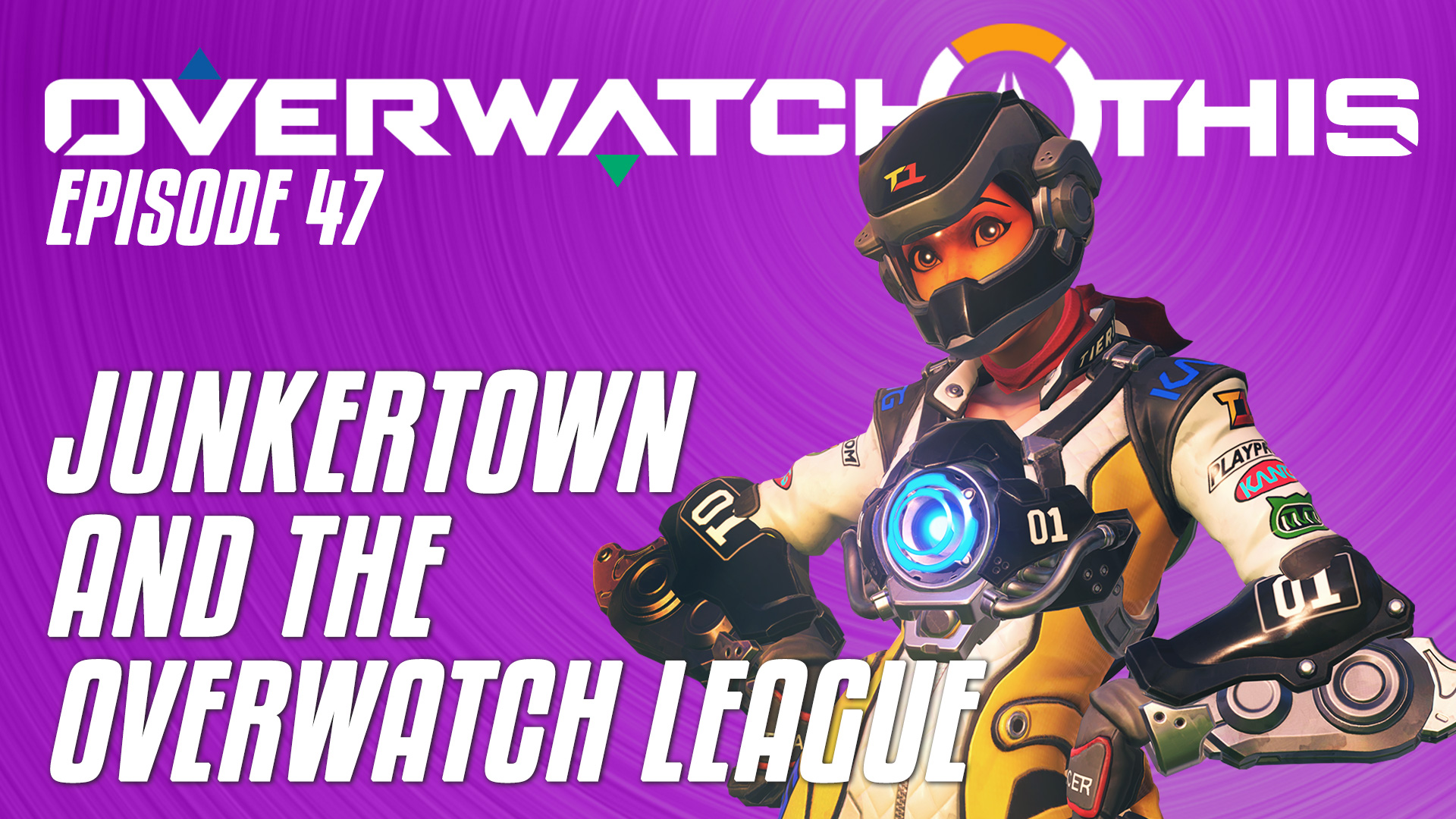 Overwatch This episode 47: Junkertown and the Overwatch League are on their way