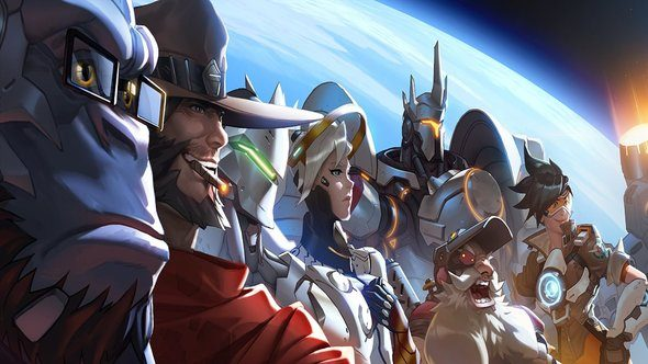 Overwatch PTR Philosophy Incentives