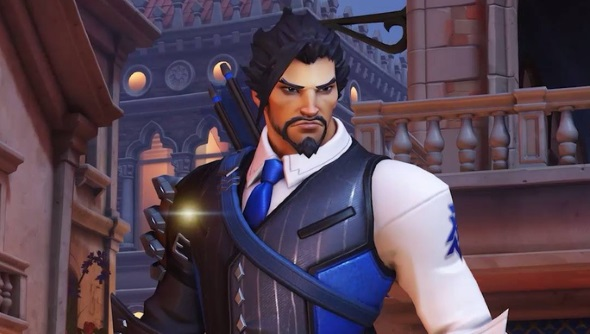 Overwatch Retribution Hanzo