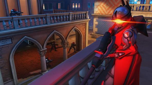 Overwatch Retribution Talon sniper