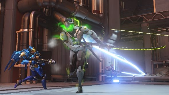 Overwatch competitive v quick play