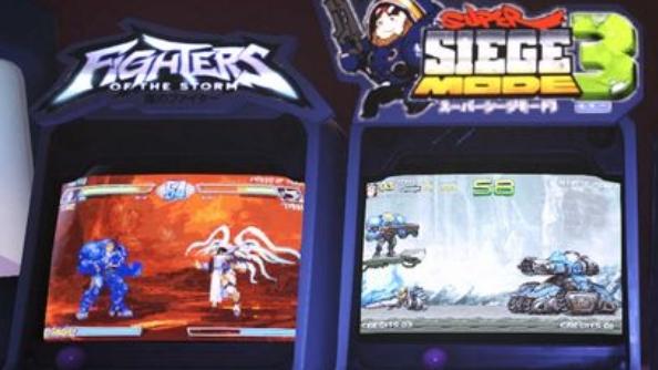 Overwatch easter eggs arcade