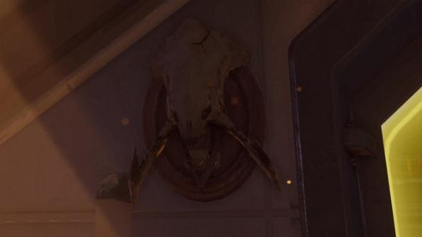Overwatch easter eggs hydralisk skull