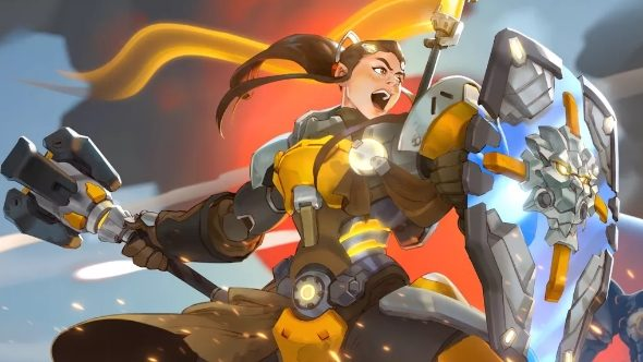 Overwatch new hero Brigitte support