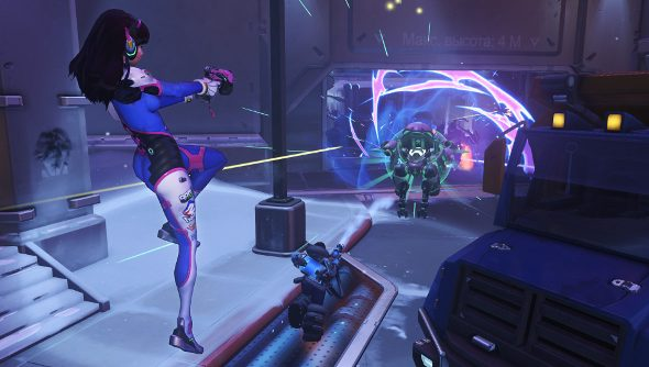 Blizzard aren't sure if Overwatch will have ranked play at launch