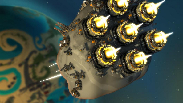 Planetary Annihilation: Early Access review