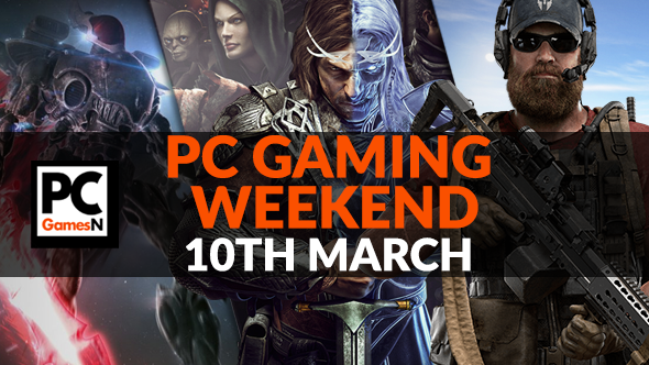 PC gaming weekend