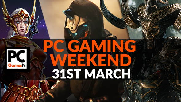 Your PC gaming weekend: win a Smite skin, get the latest on Total War: Warhammer 2, Destiny 2, and more!